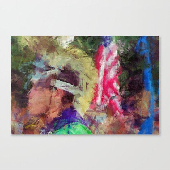 Igvyi Yvwanegv Canvas Print