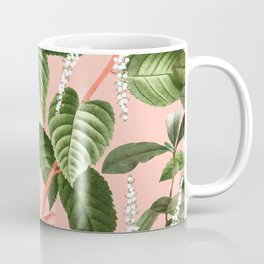 How Lovely Is the Silence of Growing Things #botanical Coffee Mug