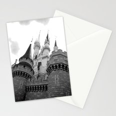 Disney Castle Stationery Cards