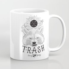Eating trash Mug