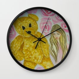 expresss your love Wall Clock