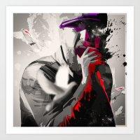 ThINK™ - #7 Art Print