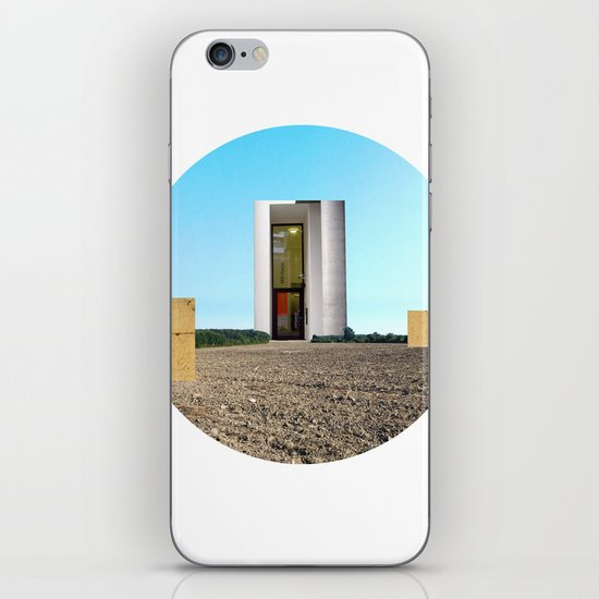 Surreal CityLand Collage 5 iPhone & iPod Skin