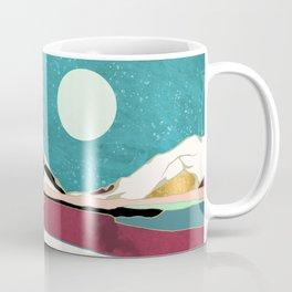 Teal Sky Coffee Mug