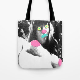 Clown it Tote Bag