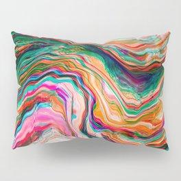 Colour of Deja Vu Pillow Sham