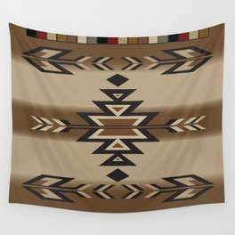 American Native Pattern No. 170 Wall Tapestry
