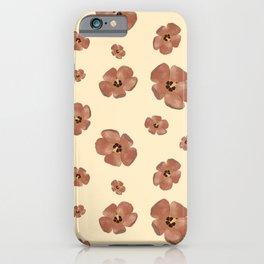 Cream Hau iPhone Case