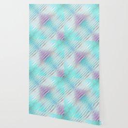 Pastel Tiger Stripes Wallpaper