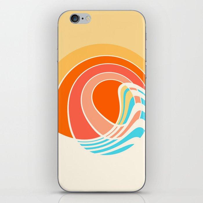 Sun Surf iPhone Skin