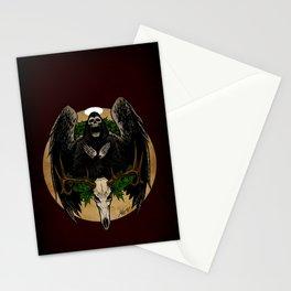 The Spirit of Creepmas Stationery Cards