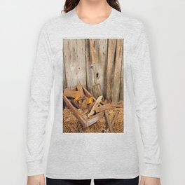Rusted tools Long Sleeve T-shirt