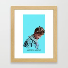SKAM Even Bech Næsheim Framed Art Print