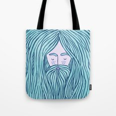 Merman Tote Bag