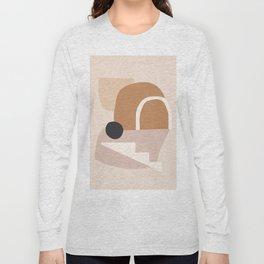 abstract minimal 24 Long Sleeve T-shirt