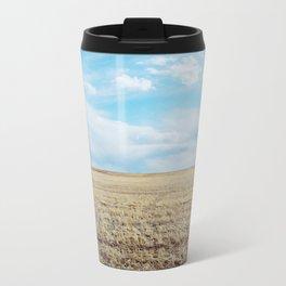 Prairie Spring Metal Travel Mug
