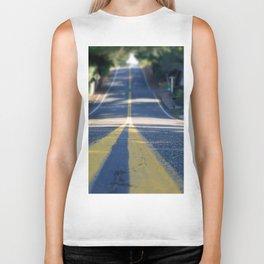 Mahoney Ave Color Biker Tank