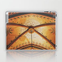 Gold On The Ceiling Laptop & iPad Skin