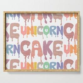 Unicorn Cake Serving Tray