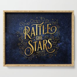 Rattle the Stars Serving Tray