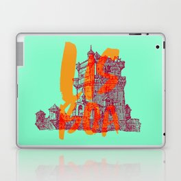 Place: Lisboa Laptop & iPad Skin