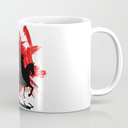 Japan Samurai Coffee Mug