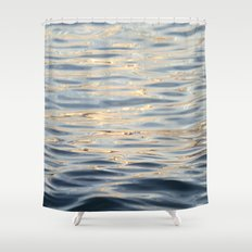 Liquid Shower Curtain