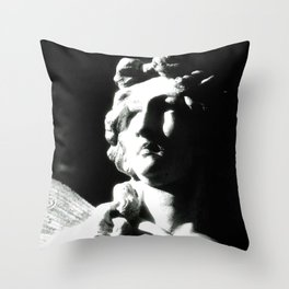 Mother Of Creation Throw Pillow