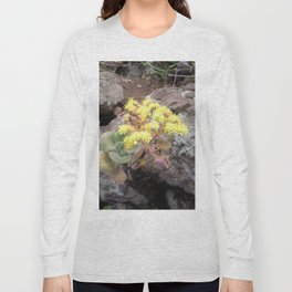 Blossoms of Tenerife Long Sleeve T-shirt