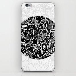 Creature Comforts (Faded) iPhone Skin