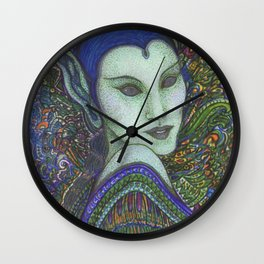 Ef Queen Wall Clock