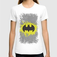 bat man T-shirts featuring Bat Man by Some_Designs