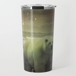 The Queen of the North Pole v.2 Travel Mug