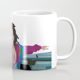 Abbi in Florida Coffee Mug
