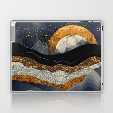 Metallic Mountains Laptop & iPad Skin