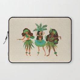 Luau Girls Laptop Sleeve