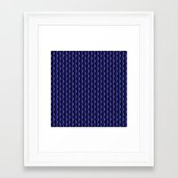 scales Framed Art Prints featuring Scales by Cherie DeBevoise