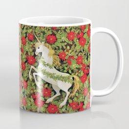 Christmas Unicorn Coffee Mug