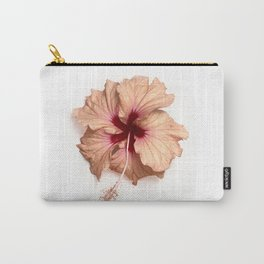 the simple hibiscus Carry-All Pouch