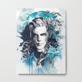 Lovely Boys Series No.2 Metal Print