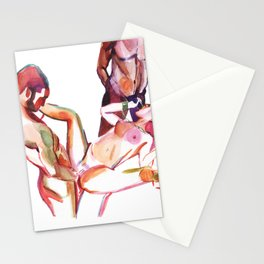porn numb. 23 Stationery Cards