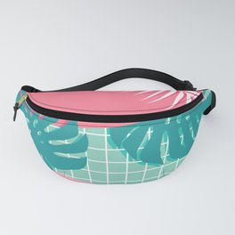 Palm Springs #society6 #decor #buyart Fanny Pack