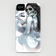 Voodoo Priestess iPhone (4, 4s) Slim Case
