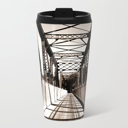Shadowed Bridge Metal Travel Mug