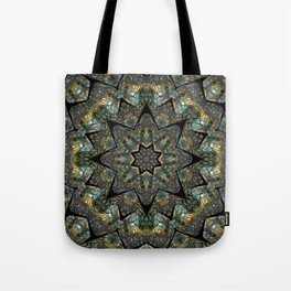 Labradorite Starlight Tote Bag