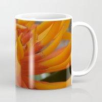 ginger Mugs featuring Ginger by Sarah Schwartz