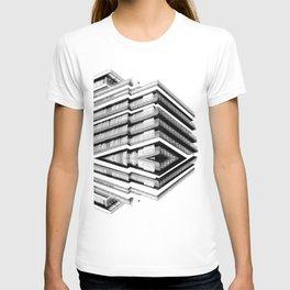 Hotel Merriot Budapest. Deconstruction T-shirt