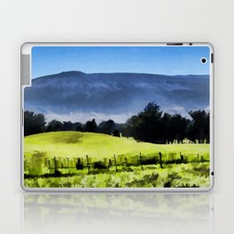 Mauna Kea from Mana Road Laptop & iPad Skin