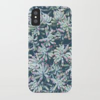 plant iPhone & iPod Cases featuring Plant by Unamoric