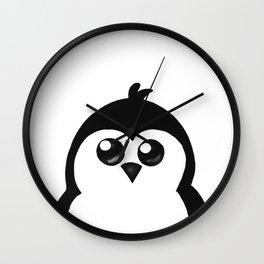 Little Penguin Wall Clock